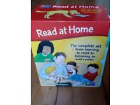 Box set of Oxford Reading Tree 'Read at Home' - 30 children's early books plus 17 extra bundl