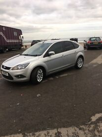 FORD FOCUS SILVER, FULL SERVICE HISTORY IMMACULATE CONDITION BARGAIN