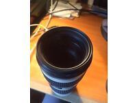 Canon 70-200 f4 L lens