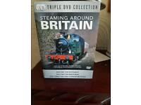 Dvds steam trains