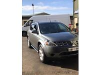 2005 Nissan Murano 79k miles immaculate