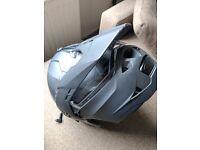 Caberg Tourmax Flip Helmet – Matte Gun Metallic
