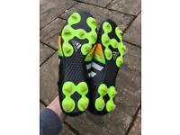 Men's Adidas nitrocharge 4.0 football boots
