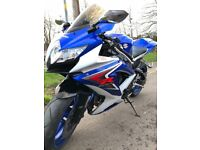 GREAT 2008 GSXR 750 WITH LOADS OF EXPENSIVE EXTRAS ! ! ! ! ! ! !