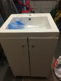 Bathstore sink and vanity unit