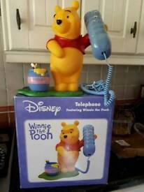 Winnie the Pooh phone