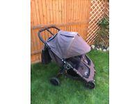 Baby Jogger City Mini Double Stroller £85