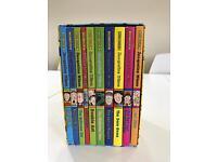 Box set of Jacqueline Wilson books