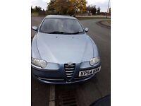 2005 (54) - Alfa Romeo 147 BLUE
