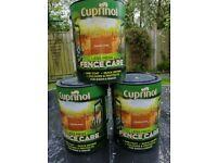 Cuprinol Fence Care