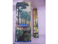 Incense Burner Sticks - Satya Natural Agarbatti