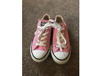 Genuine converse size uk 12 junior