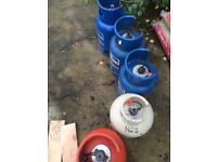 7kg gas bottles cheap