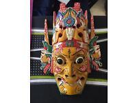 Chinese Wall Mask