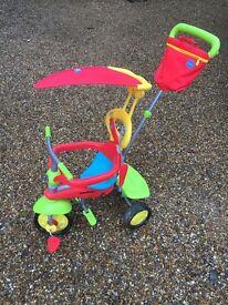 Smart Trike 4 in 1 children's trike
