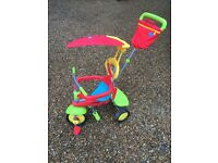 Smart Trike 4 in 1 children's trike