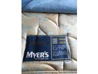 Myers Monza Double Divan bed