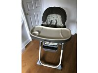 High chair for baby/toddler