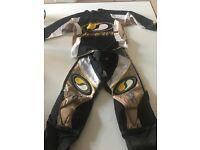 Child's quad suit