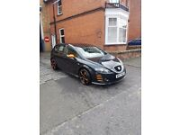 Limited edition seat leon fr 2.0 tdi 210bhp factory fitted k1 bodykit