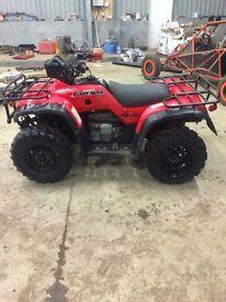 Honda 450 foreman ES quad