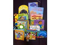 Kid/baby books