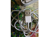 Apple USB Sync Lightning Charger Data CableFor iPhone 6,5 iPad/iPod(1M) (min order 100 pcs)