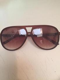 Rayban sunglasses limited edition brown