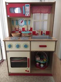 Child's kitchen now sold