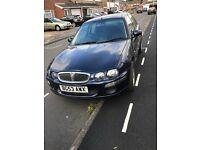 Rover 25 5 door 1.4 petrol 53 plate