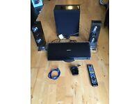 Samsung 3.1 Surround Sound and DVD player