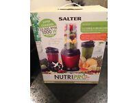 Salter Nutripro 1000 multipurpose blender