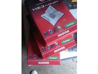 Vaccuum bags New Hoover H63 Pure Hepa hoover bags