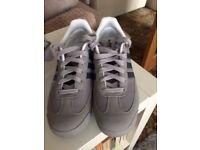Adidas Dragon Trainers Women's size 6 Grey main colour