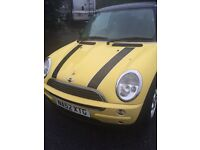 Great mini one for sale