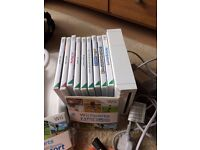 Nintendo Wii and many accessories