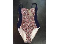 Ladies moontide swimsuit size 8 with tag