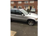 BMW X5 may swap