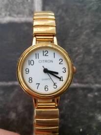 Citron Quartz Watch