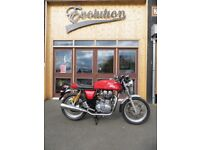 EVOLUTION MOTOR WORKS - 2015 Royal Enfield Continental GT - EXCELLENT CONDITION. Finance options.
