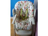 Mamas and Papas Yummy Feeding High Chair