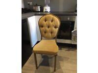Restaurant chairs x 40