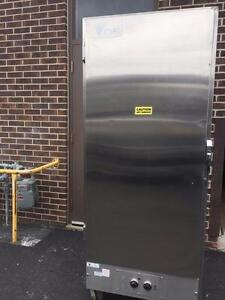 1 Stainless Steel  Door Proofer