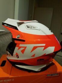 Helmet KTM mx xs *BRAND NEW*