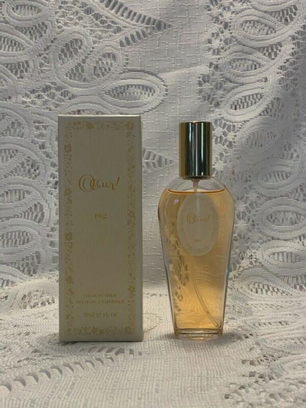 Vintage Avon OCCUR! Cologne Spray 1.7 Fl Oz