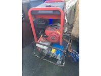 2 Honda generators