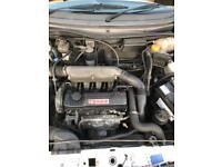 vauxhall isuzu 1.7 turbo diesel engine gearbox and shafts