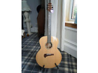 Tanglewood TSM 3 Electro Acoustic Guitar + Fitted Hard Case.