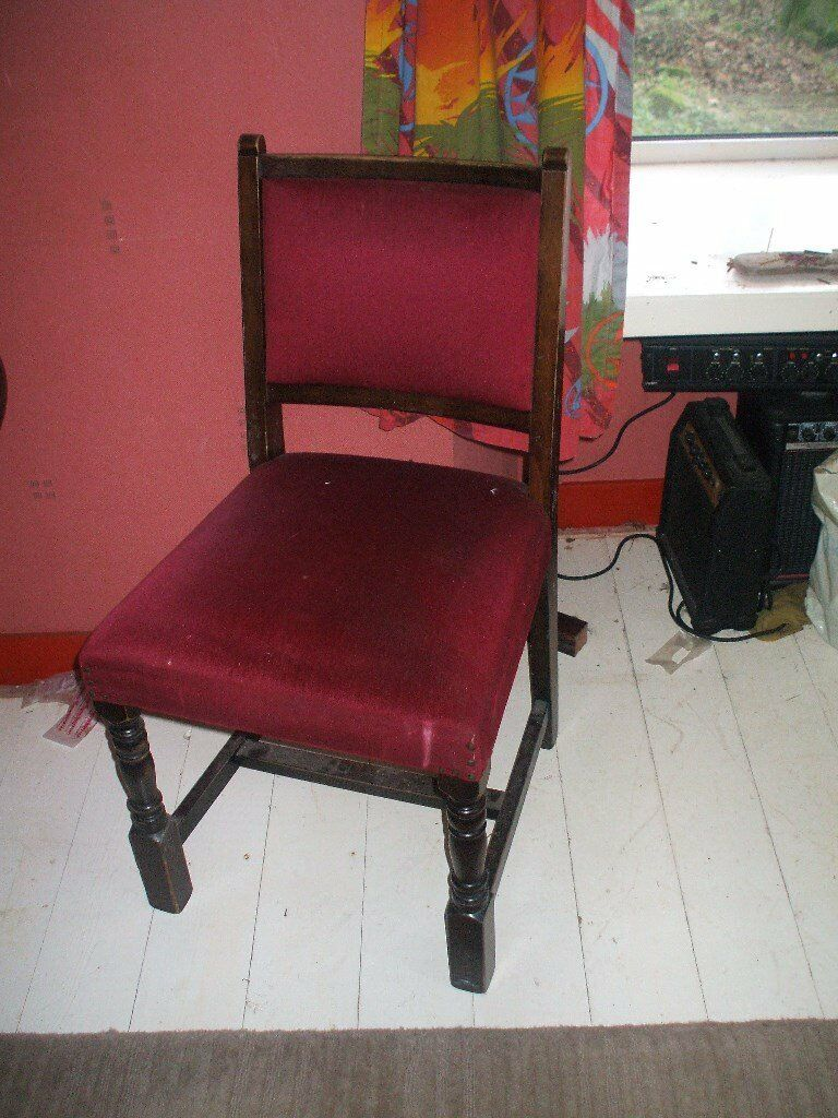 DINING CHAIRS FOR UPCYCLE PROJECTin Montrose, AngusGumtree - Dining chairs ideal for upcycling, in various condition, £5 each or sell cheaper if wanting more than one