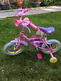Peppa Pig Children's Bicycle